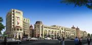 鲁邦·国际风情街