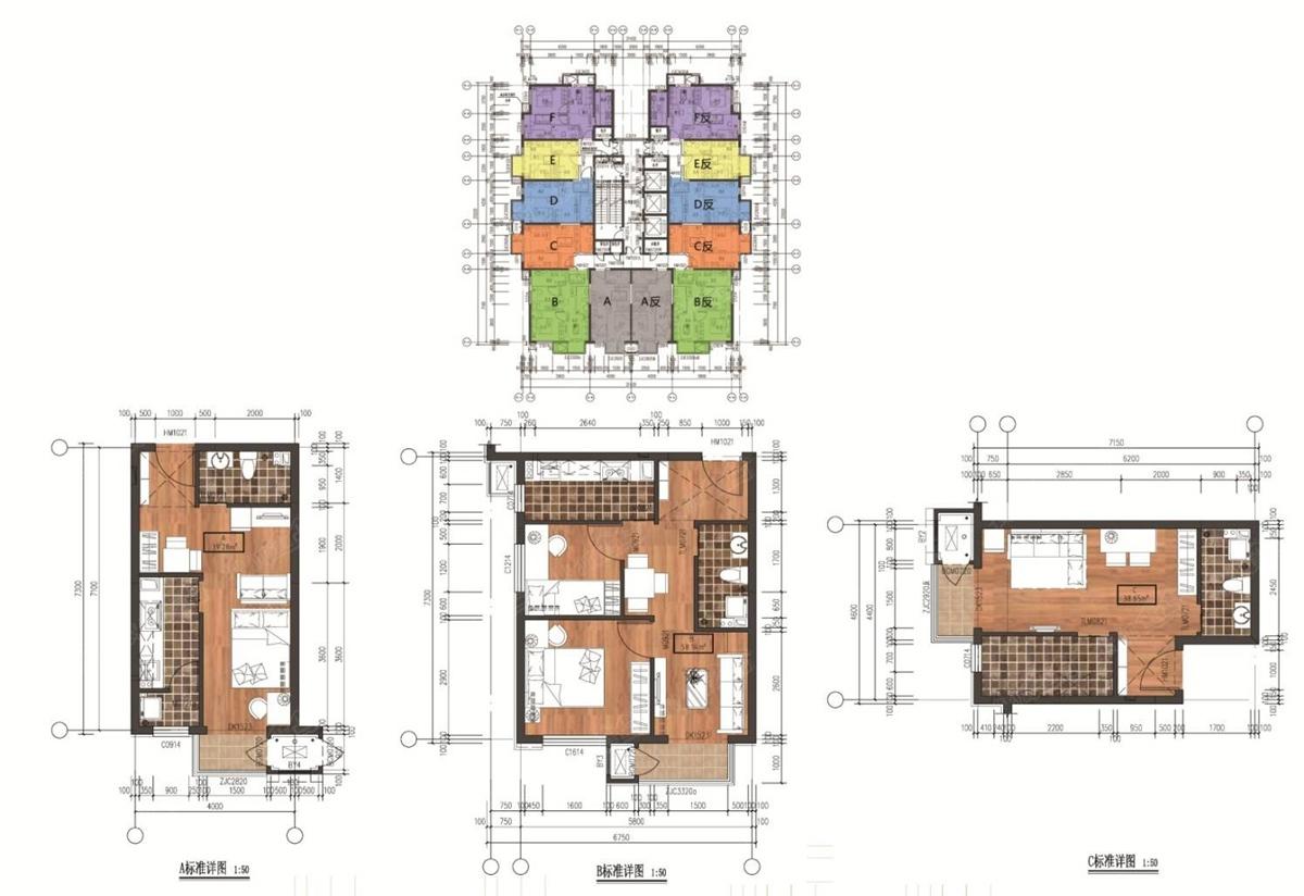 一层带内院农村房屋设计图单层自建房效果图及平面... _新浪博客