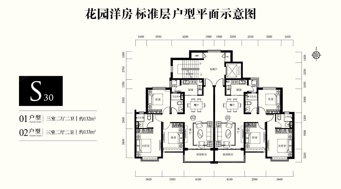 平面图电梯的画法_楼梯画法平面图