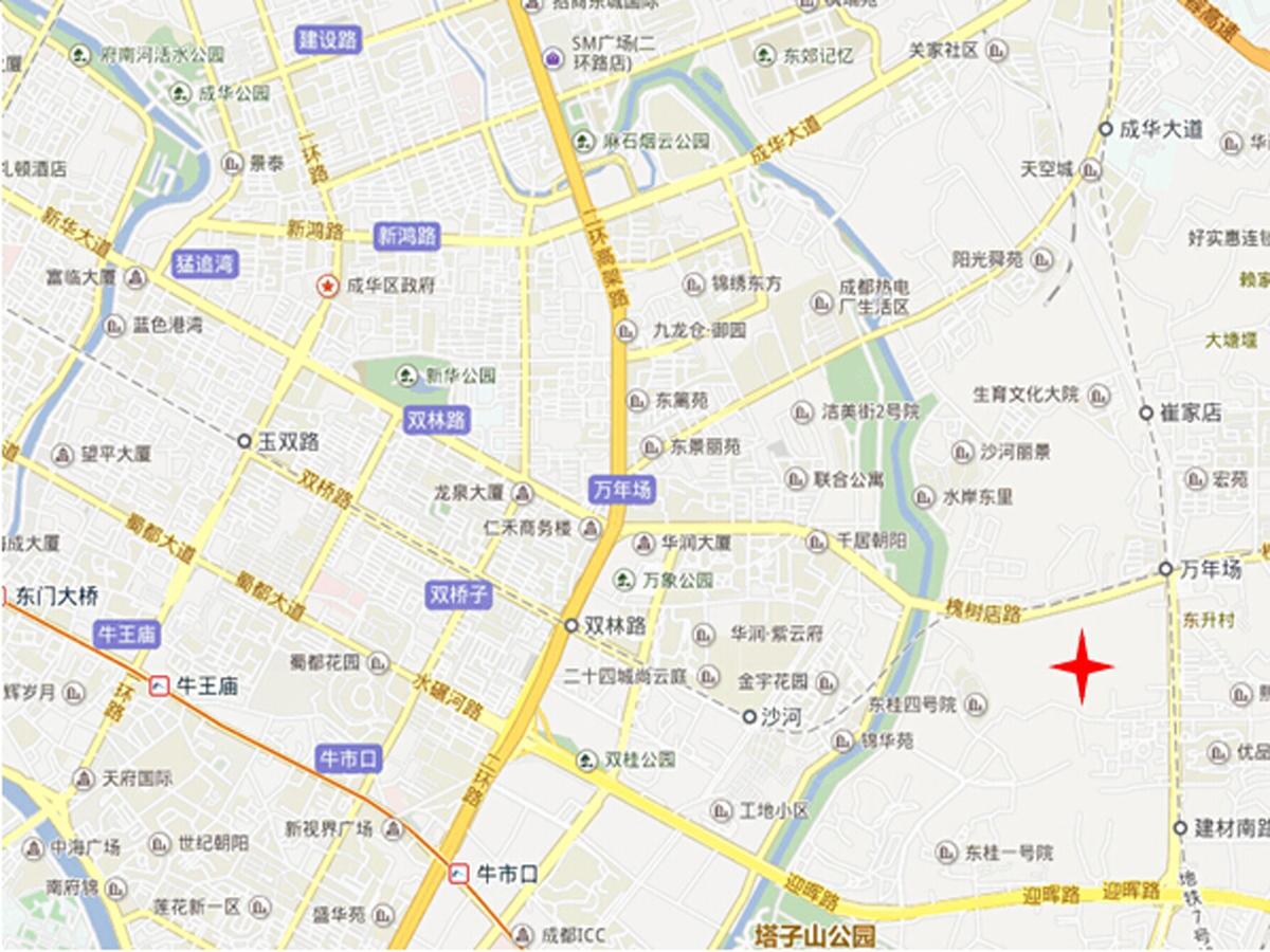 城城县雕鄂镇地图