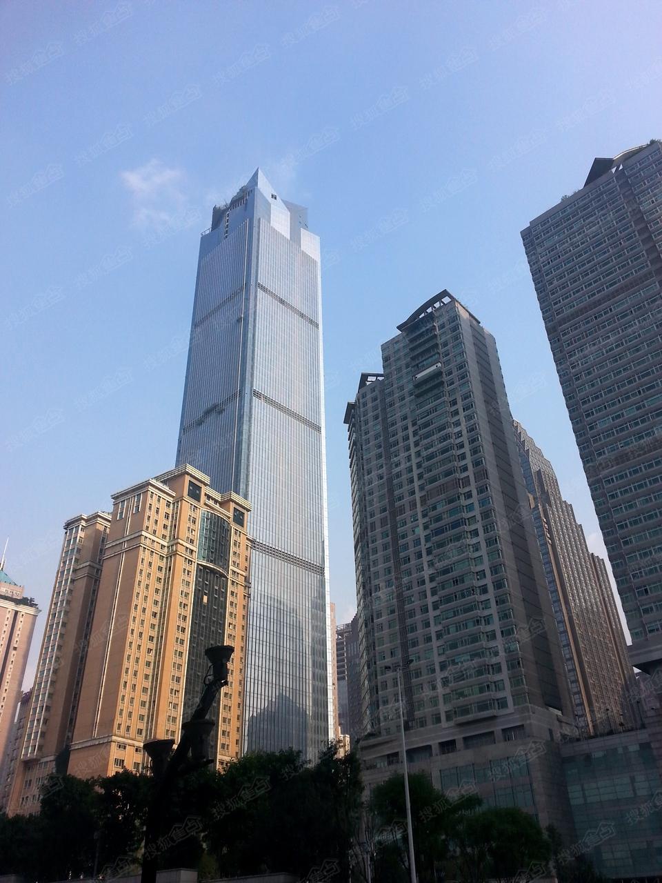 重庆���izd�b��b�_重庆环球金融中心