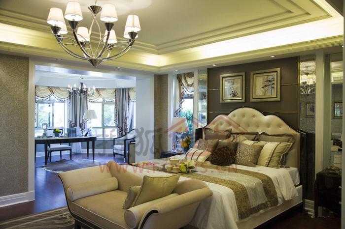 复式别墅样板房-卧室