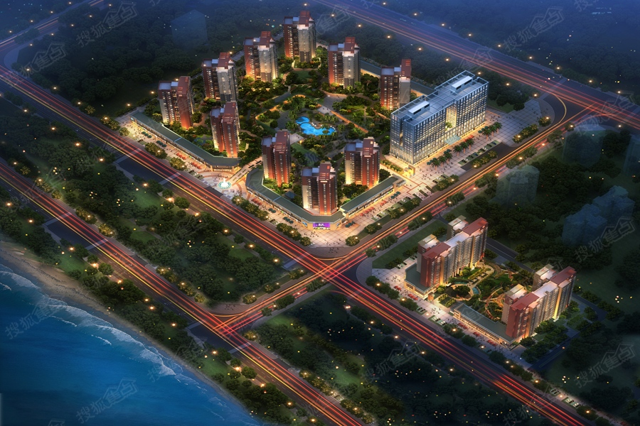 凯丰·滨海幸福城