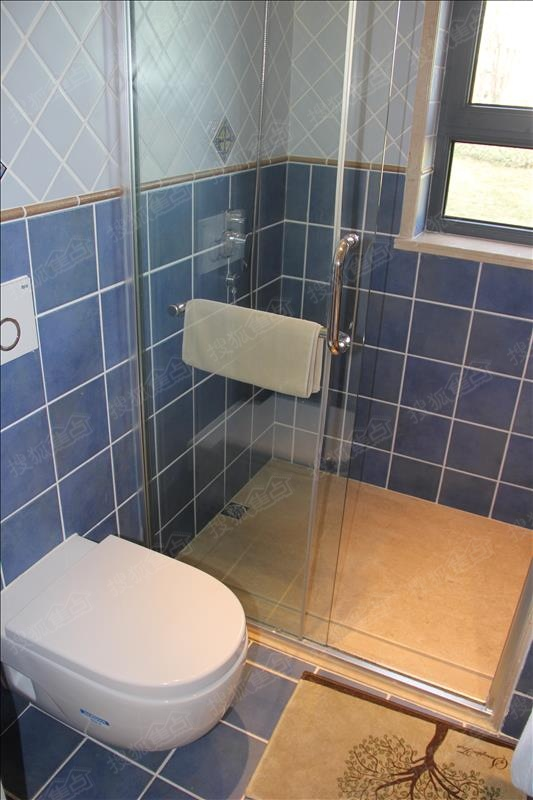 中建新悦城d1a户型卫生间样板间