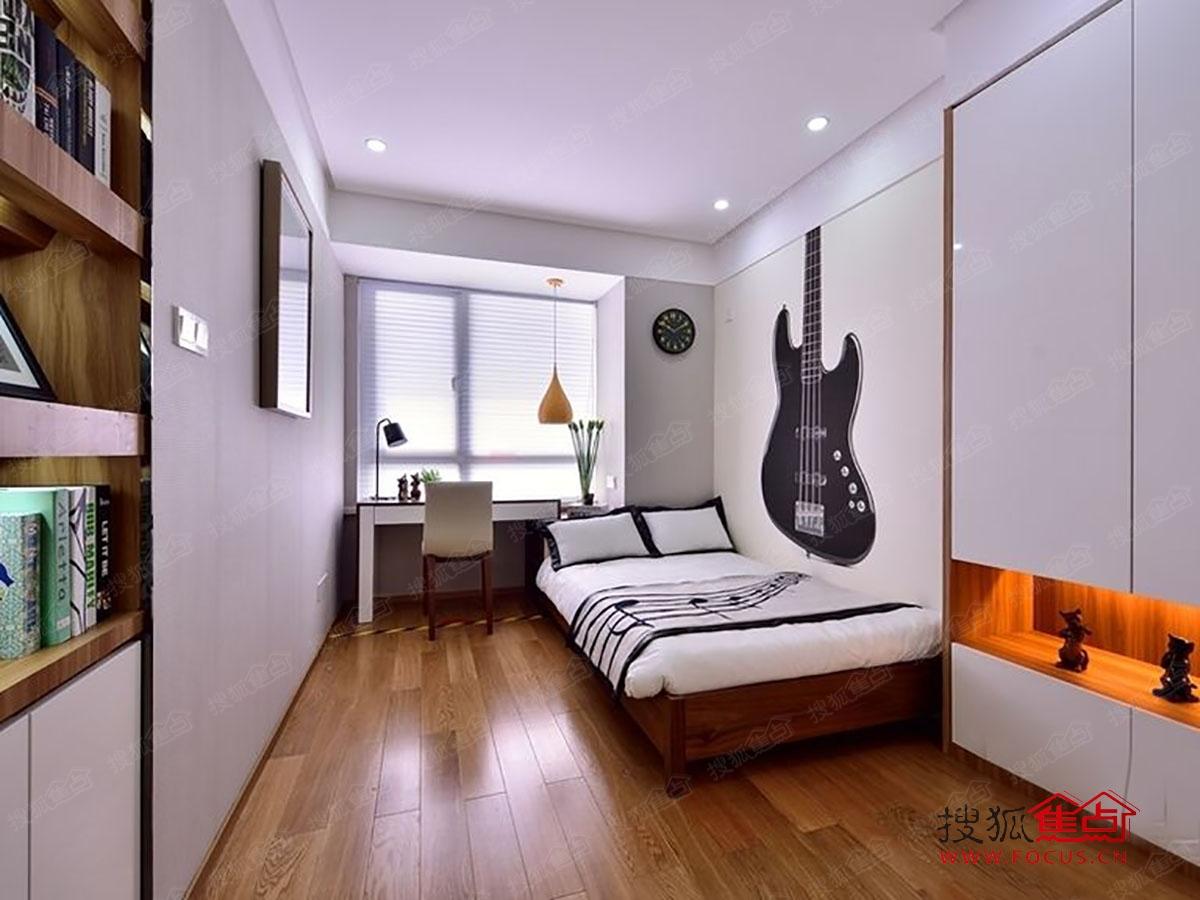 设计图分享 老人的房间设计图 > 把次卧隔成两间设计图