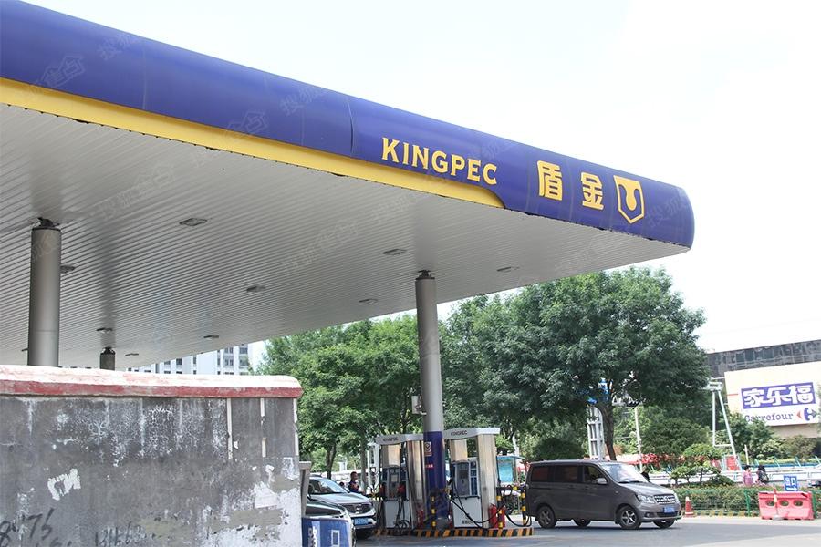中锦大厦周边配套-金盾加油站-青岛搜狐焦点网