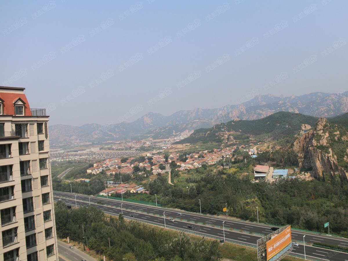 俯视高楼图 壁纸