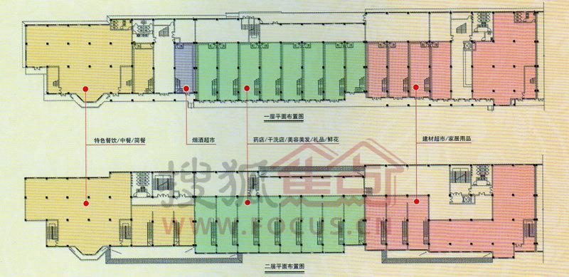 中南世纪城零居室4号商业_中南世纪城户型图-青岛搜狐