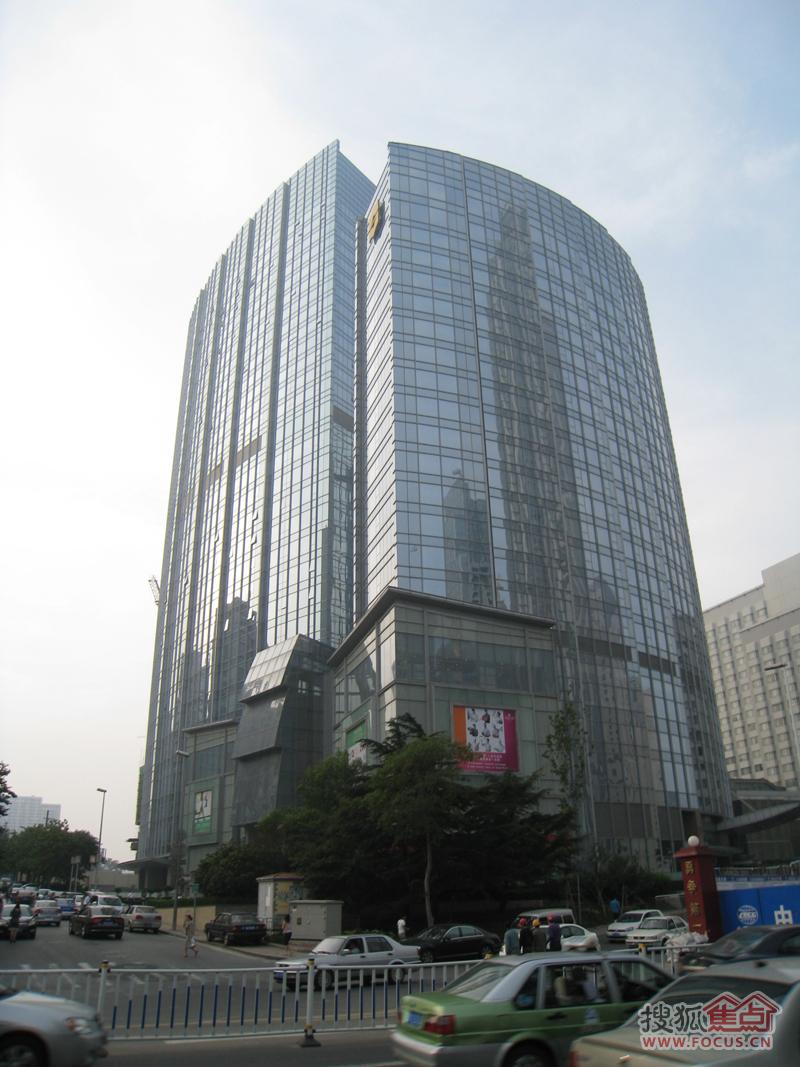 中铁·青岛中心楼盘周边配套图