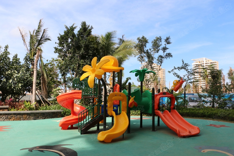 美好·龙沐湾小区配套-儿童游乐场