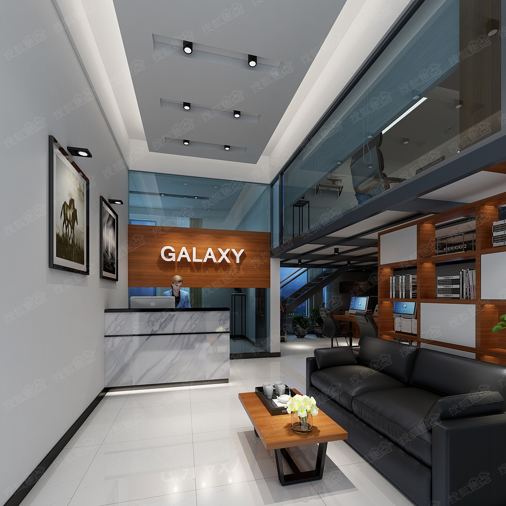 星河国际loft精装修效果图