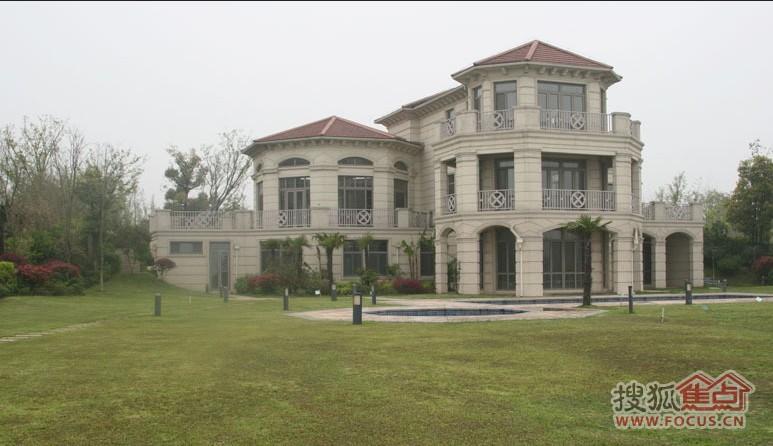 潁上縣蘇州莊園別墅