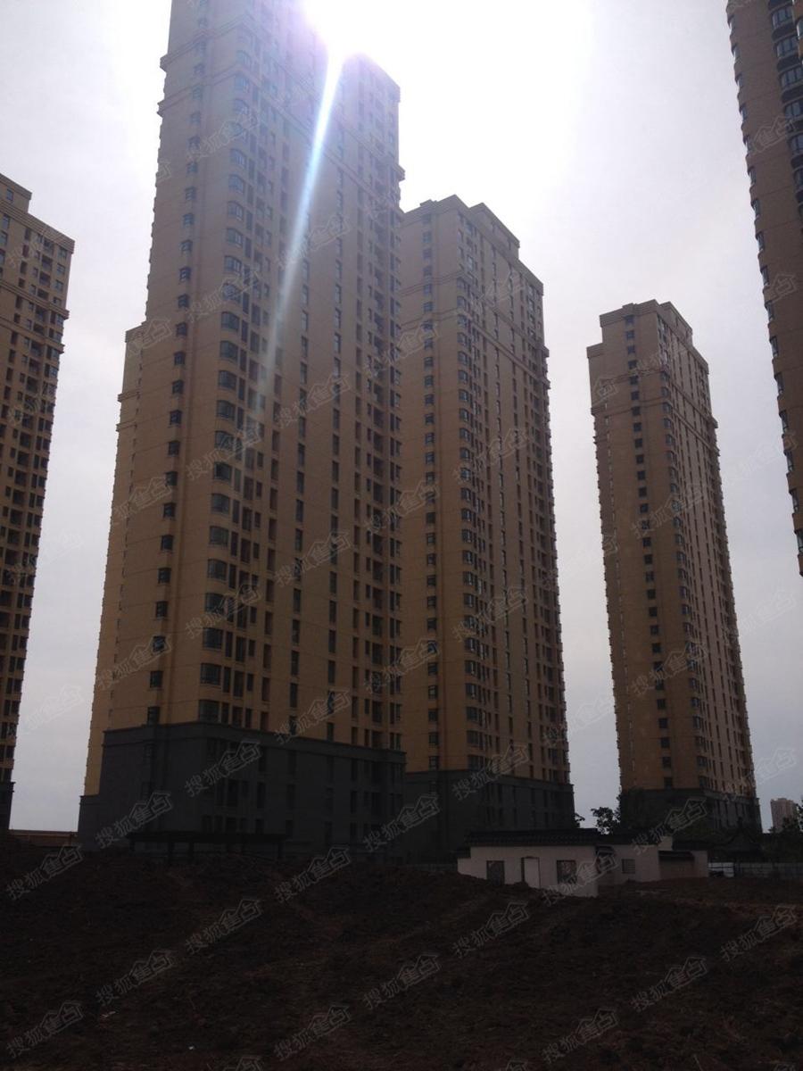 颐景蓝湾项目已经封顶 准现房均价4700元/平-邯郸吉屋网