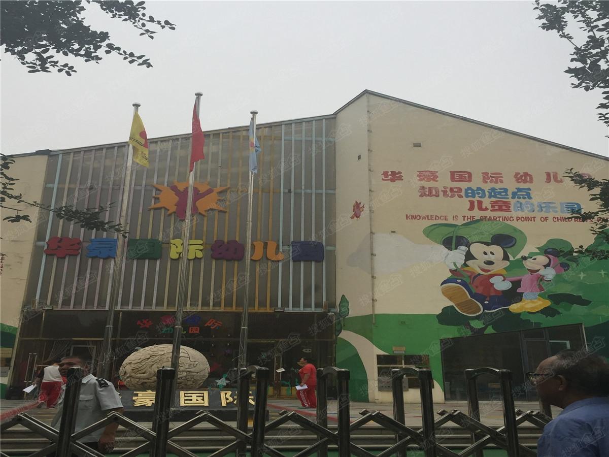 城厢公馆周边配套图-华鼎国际幼儿园