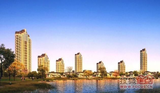 中冶南方韵湖首府