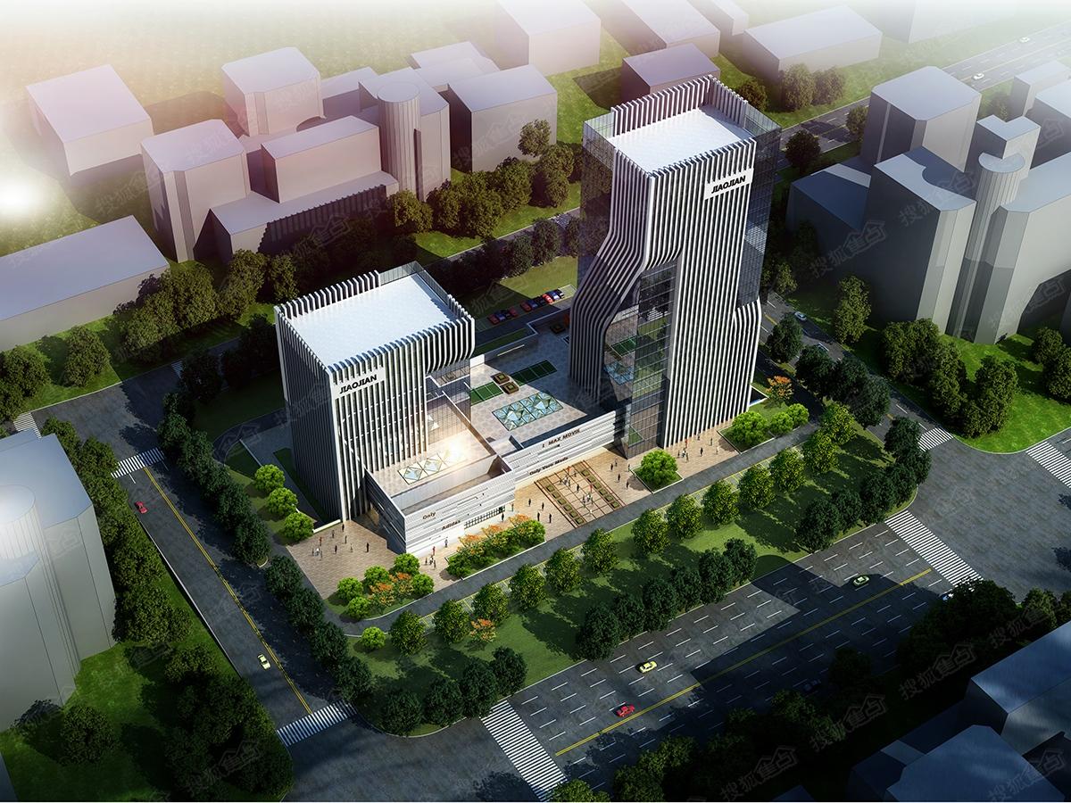 新疆交通智能科技大厦