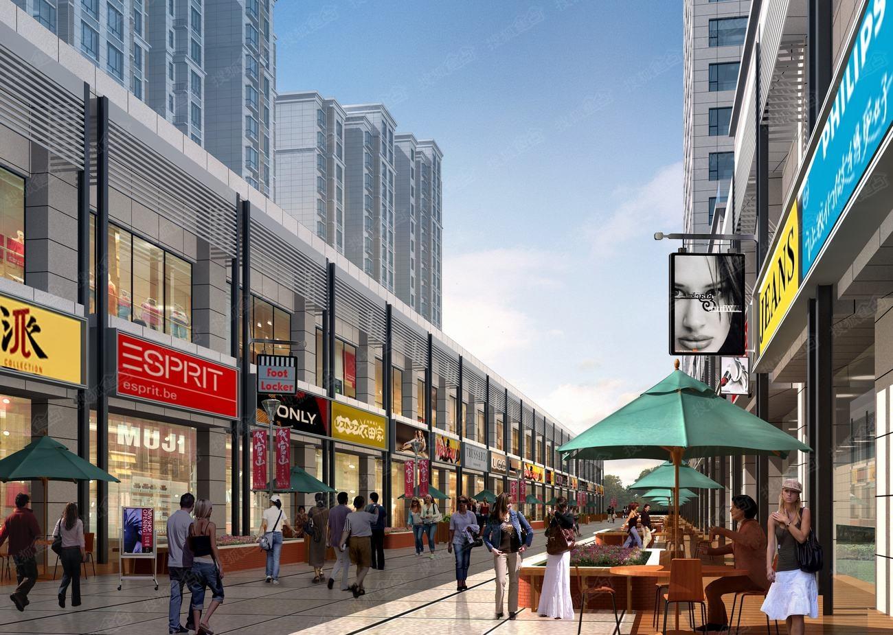 点点看房日记之未来广场—宜商宜居宜投资